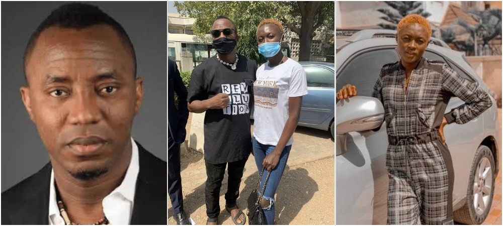 Sowore's Associate Accuses Him Of Pocketing Her #EndSARS Grant While She Was In Prison 1