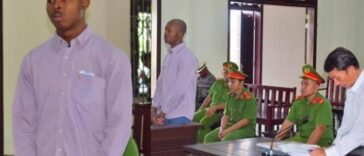 25-Year-Old Nigerian Man Sentenced To Death For Drug Trafficking In Vietnam [Photos] 24