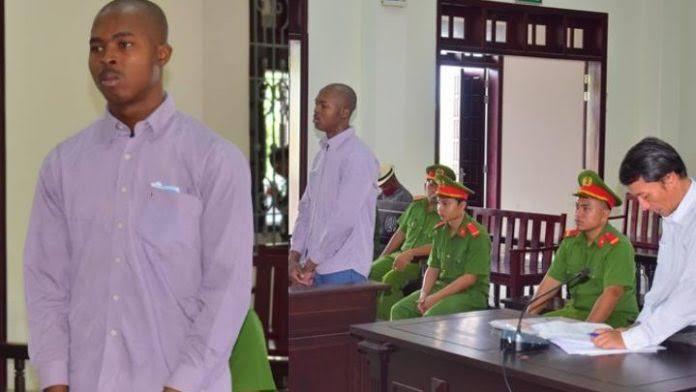 25-Year-Old Nigerian Man Sentenced To Death For Drug Trafficking In Vietnam [Photos] 1