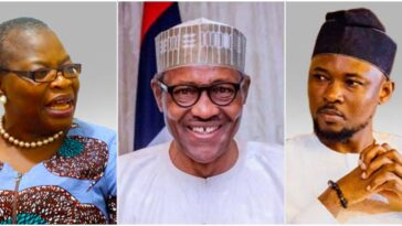 Alpha Reach: President Buhari Was Expected To Appoint Ezekwesili As Minister – Omojuwa 9