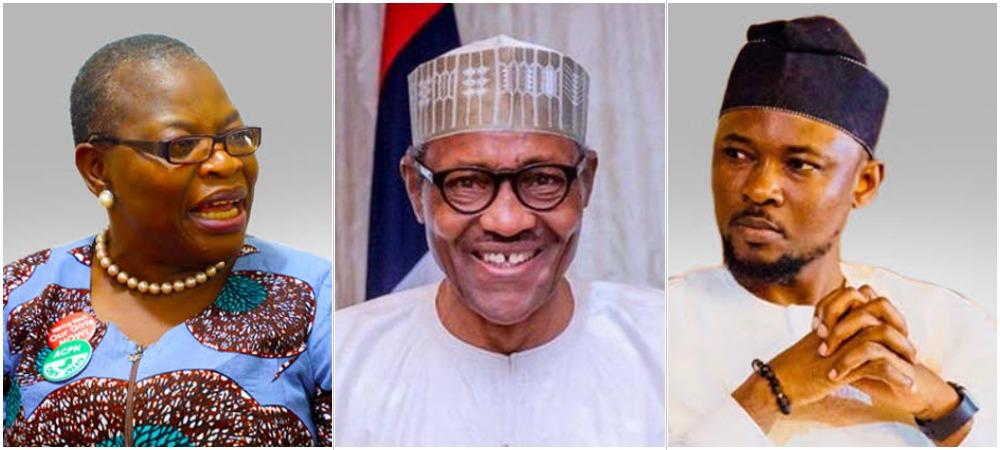 Alpha Reach: President Buhari Was Expected To Appoint Ezekwesili As Minister – Omojuwa 1