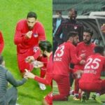 Muslim Players Break Their Ramadan Fast During A Football Match In Turkey [Video] 28