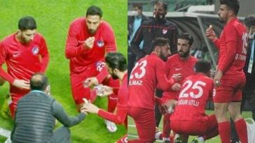 Muslim Players Break Their Ramadan Fast During A Football Match In Turkey [Video] 9