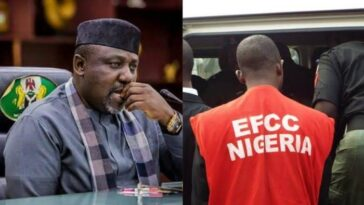 Senator Rochas Okorocha Spends Two Nights In EFCC Custody After He Failed To Secure Bail 2