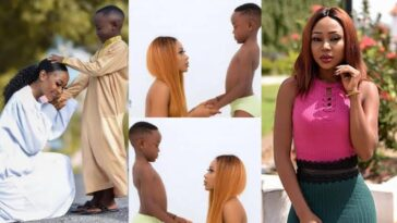 Actress Akuapem Poloo Convicted For Publishing Nudε Photos With Her Son On Social Media 4
