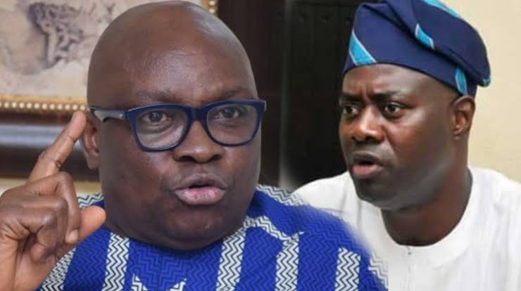 """""""Governor Seyi Makinde Looks Quiet But He's Very Deadly"""" - Ayodele Fayose Alledges [Video] 1"""