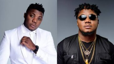 Rapper CDQ Arrested For Drug Possession, Granted Bail, But Under Investigation - NDLEA 13