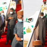 President Buhari Returns To Nigeria After UK Medical Trip [Photos] 27