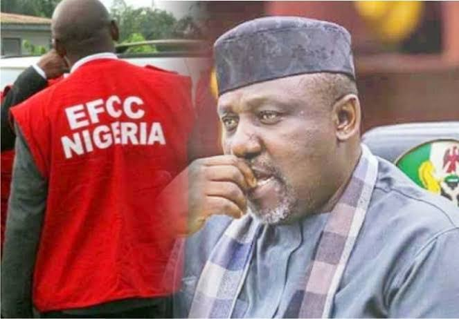 EFCC Releases Rochas Okorocha After Two-Day Detention Over Alledged N7.9 Billion Fraud 1