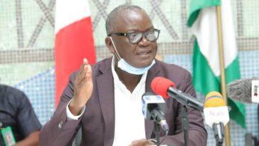 Over 10,000 Nigerian Boys And Girls Are Still Held By Boko Haram - Governor Samuel Ortom 3