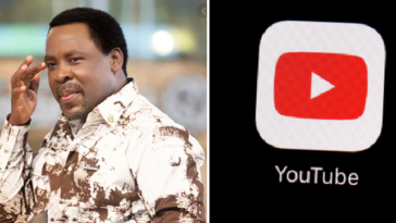YouTube Blocks Prophet TB Joshua For 'Casting Out Homosexuality' From Church Members 4