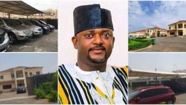 How Kogi Deputy Governor, Onoja Corruptly Acquired Multi-billion Naira Properties In Abuja 1