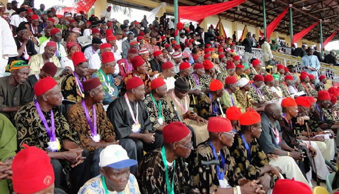 Northern Nigeria Is Safest Place For Igbo People – Ohanaeze Ndigbo 1