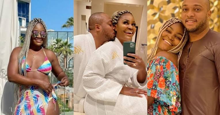 """""""My Marriage Is Made In Heaven, Nothing Will Ever Go Wrong"""" - Actress Chizzy Alichi Brags 1"""