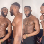 Doyin Okupe's Gay Son, Bolu Shares Loved-Up Video With His Handsome Boyfriend, Mfaomé 27