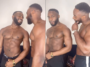 Doyin Okupe's Gay Son, Bolu Shares Loved-Up Video With His Handsome Boyfriend, Mfaomé 17