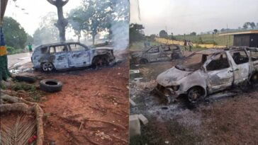 Two Officers Killed As Gunmen Attack Police Headquarters In Anambra [Video] 9