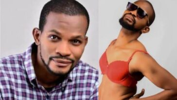 """I'm Not Gay"" - Uche Maduagwu Makes U-turn On His Sexuality After Being Dumped By Girlfriend 6"
