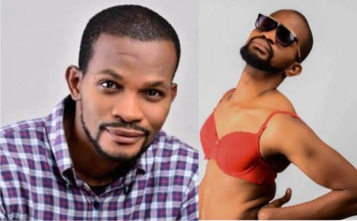 """""""I'm Not Gay"""" - Uche Maduagwu Makes U-turn On His Sexuality After Being Dumped By Girlfriend 1"""