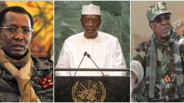 Chad President Idriss Deby Dies Of Injuries Suffered On Frontline While Fighting Chadian Rebels 2