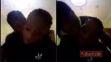 Female Student Caught On Camera Having Sεx With Her Lover During Online Lectures [Video] 5