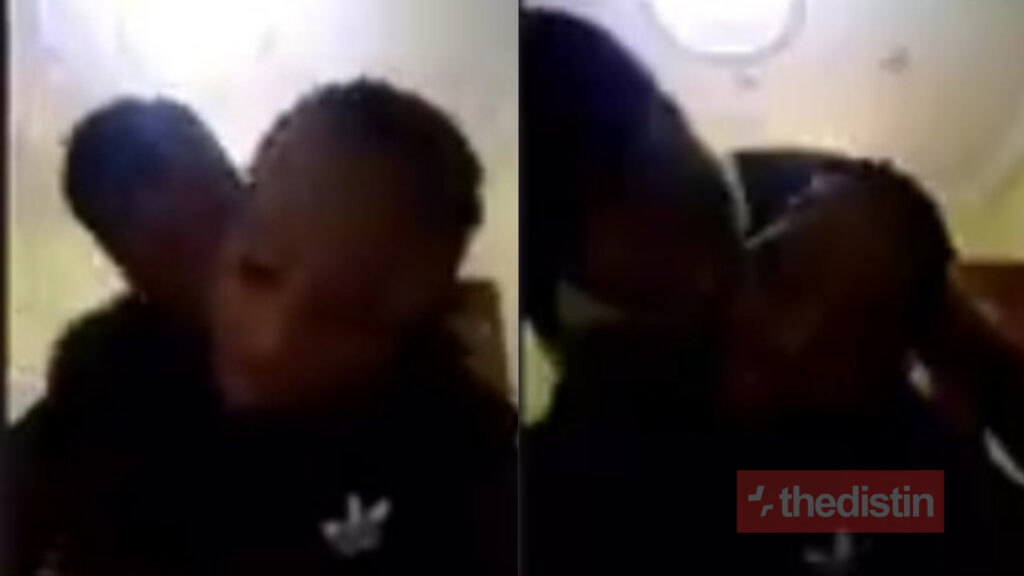 Female Student Caught On Camera Having Sεx With Her Lover During Online Lectures [Video] 1