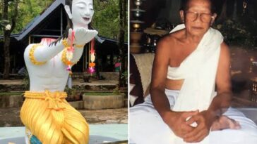 68-Year-Old Monk Beheads Himself As An Offering To Buddha For 'Good Luck In The Afterlife' 9