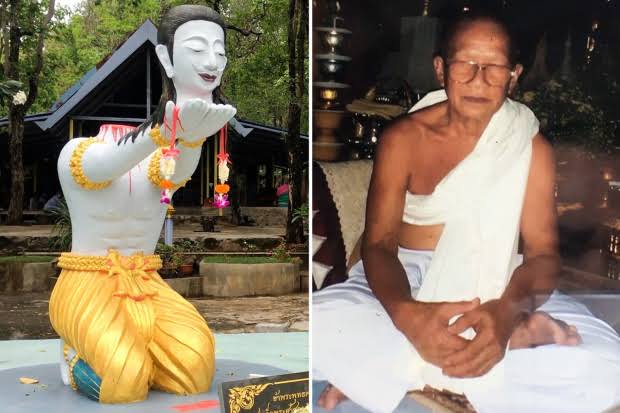 68-Year-Old Monk Beheads Himself As An Offering To Buddha For 'Good Luck In The Afterlife' 1