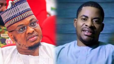 """May Allah Rebuke Your Blessings"" - Pantami Curses Adeyanju Over Letter To United States 13"