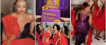 Nigerian Lady, Dr Ikea Bello Throws Lavish Party To Celebrate Her Divorce [Photos/Video] 23