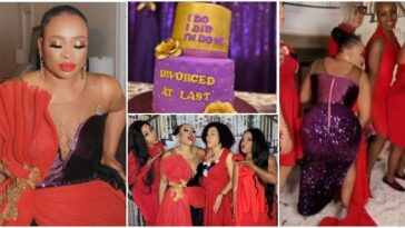 Nigerian Lady, Dr Ikea Bello Throws Lavish Party To Celebrate Her Divorce [Photos/Video] 11