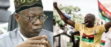 Lai Mohammed Attacks UK Government Over Plans To Grant Asylum To IPOB, MASSOB Members 22