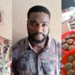 NDLEA Arrest Undergraduate And Her Boyfriend For Selling Drugged Cookies To School Children 27