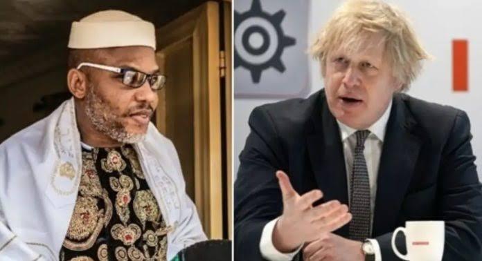 """Biafrans Needs Referendum Not Asylum"" - IPOB Leader, Nnamdi Kanu Replies UK Government 1"