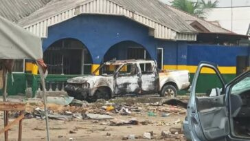 Three Policemen Killed As Gunmen Attack Police Station In Enugu 6