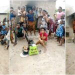 Woman Sets Her Boyfriend's House On Fire Over A LIttle Misunderstanding In Benue [Photos] 27