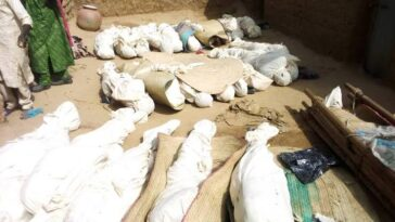 Bandits Kills Over 40 People In Fresh Attack In Zamfara Community 3