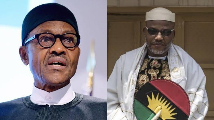 Buhari Government Made Several Attempts To Buy Nnamdi Kanu Over Biafra Agitation - IPOB 1