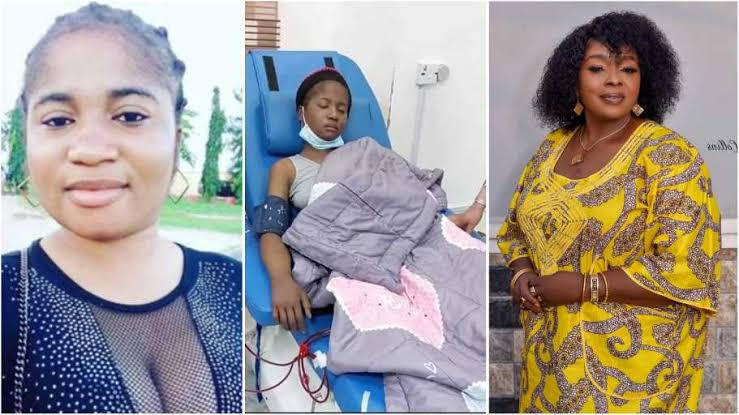 Actress Rita Edochie Reacts After Angry Nigerians Attacked Her Over Death Of Ada Jesus 1