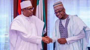 President Buhari Defends Pantami, Claims Minister Was Young When He Supported Terrorism 4