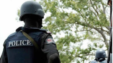 How A Policewoman Was Humiliated, Manhandled And Stripped Naked By Hoodlums In Ondo 2