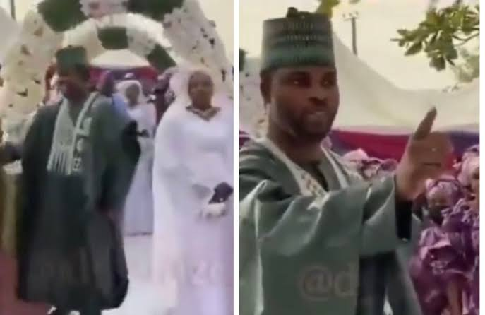 Groom Warns MC To Stop Telling Him To Dance With His 'Sad Bride' At Their Wedding [Video] 1