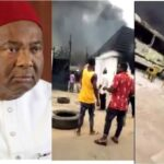 Imo Governor Hope Uzodinma's House And Vehicles Set Ablaze, Two Security Aides Killed [Video] 27