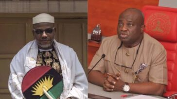 Nnamdi Kanu Has Ordered IPOB Members To Kill South-East Governors - Okezie Ikpeazu 1