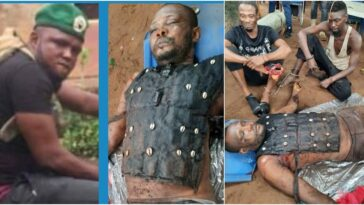 Nigerian Forces Kills IPOB Commander Ikonso, 6 Others During Fierce Battle In Imo State 3