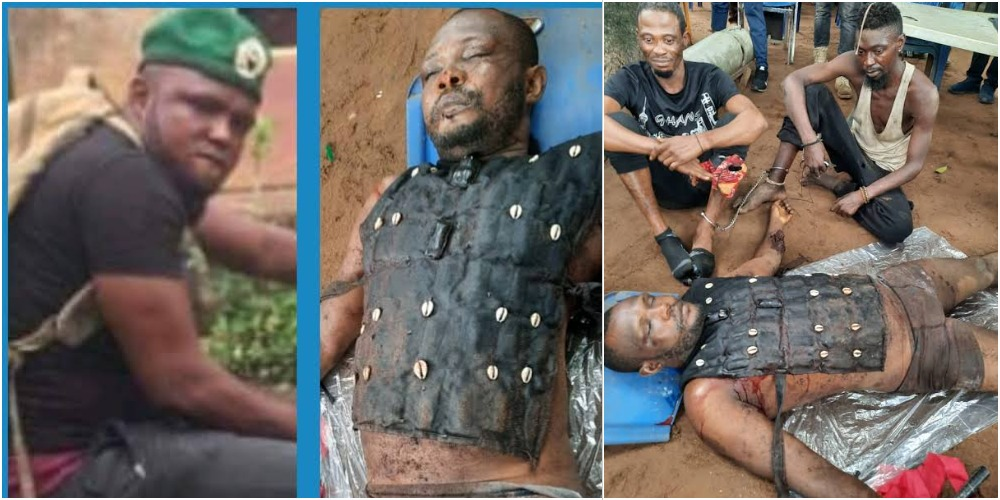 Nigerian Forces Kills IPOB Commander Ikonso, 6 Others During Fierce Battle In Imo State 1