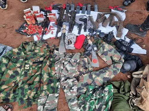 Nigerian Forces Kills IPOB Commander Ikonso, 6 Others During Fierce Battle In Imo State 2