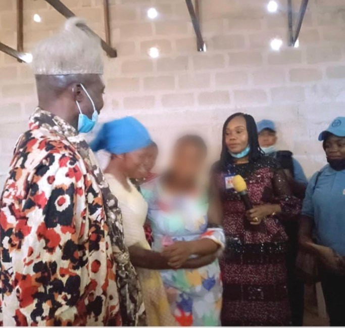 Human Trafficking Victim Reunites With Her Mother In Akwa Ibom After 20 Years [Photos] 4