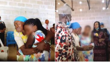 Human Trafficking Victim Reunites With Her Mother In Akwa Ibom After 20 Years [Photos] 7