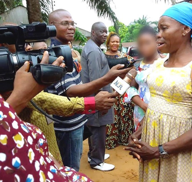 Human Trafficking Victim Reunites With Her Mother In Akwa Ibom After 20 Years [Photos] 3